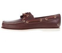 2 Eye Boat Shoe - Fashion Schuhe