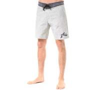Splatter - Boardshorts - Grau