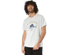 Surfing States - T-Shirt - Blau