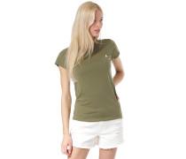Eyben Slim R T - T-Shirt - Grün