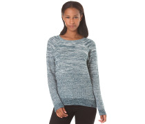 Cruisin On Crew - Strickpullover - Blau