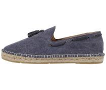 Loafer Luis - Espadrilles - Blau