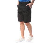 Worker Straight - Shorts - Schwarz