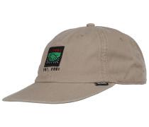 6P SB Deconstructed Hand Snapback Cap - Beige