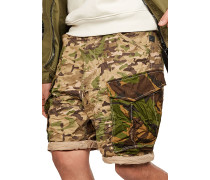 Rovic Mix Loose 1/2 - Cargo Shorts