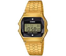 A159WGED-1EF Uhr - Gold