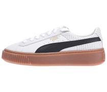 Basket Platform Perf Gum - Sneaker