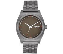 Time Teller Uhr - Grau