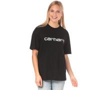 Script - T-Shirt - Schwarz