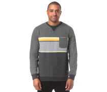 Yarn Dyed Stripe Crew - Sweatshirt