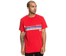 Crasingle - T-Shirt - Rot