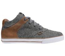 Chunk Spotted Tweed OG Sneaker - Grau