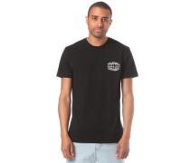 Channels - T-Shirt - Schwarz