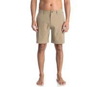 Union Amphibian 19 - Shorts - Beige