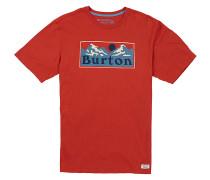 Ralleye - T-Shirt - Rot