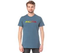 Clos - T-Shirt - Blau