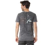 Wired - T-Shirt - Grau