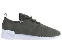 MocLau Mix Yarn Sneaker - Grün