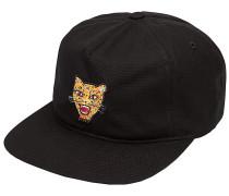 Ozzie Tiger Snapback Cap - Schwarz