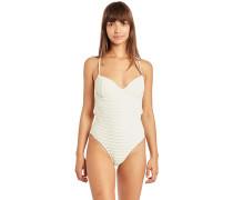 Sandy Ki - Badeanzug - Weiß
