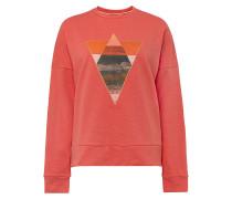 Varsha Crew - Sweatshirt - Orange