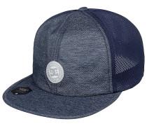 Crosshair Trucker Cap - Blau