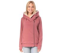 Cocoon Sherpa - Kapuzenjacke - Pink