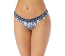 Moon Tide Full - Bikini Hose - Blau