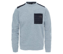 Slacker Tcrew - Sweatshirt - Grau