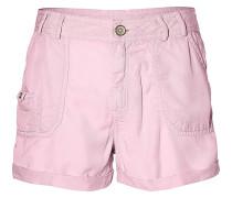 5 Pkt Drapey - Shorts - Pink