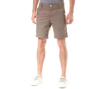 Karel - Shorts - Braun