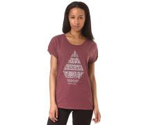 Stone Daze - T-Shirt - Rot