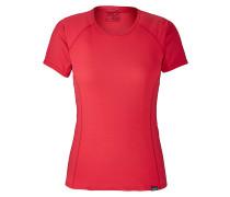 Cap LW - Outdoorshirt - Rot