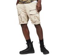 Rovic Zip Relaxed 1\2-Premium Micro Str Twill - Cargo Shorts