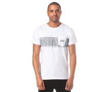 Rattlesnake Blocking - T-Shirt - Weiß