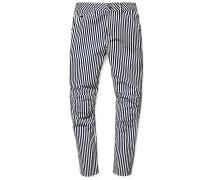 PW x Elwood X25 3D Boyfriend Hickory Stripe AO - Jeans