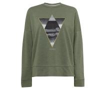 Varsha Crew - Sweatshirt - Grün