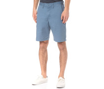 Authentic Stretch - Chino Shorts - Blau