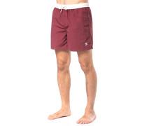 Swim Trunk - Boardshorts - Rot