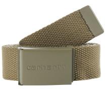 Clip Tonal Gürtel - Grün