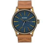 Sentry Lthr - Uhr - Blau