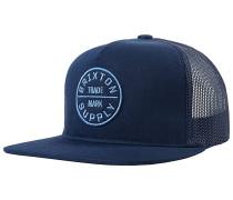 Oath III Snapback Cap - Blau