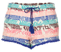 Jacquard Tassle Tie - Shorts - Pink