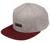Oxford - Snapback Cap - Grau
