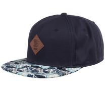 6P SB CP Japan Waves Snapback Cap - Blau