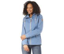 Monade Stripes - Jacke - Blau