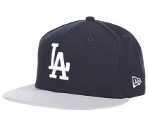 Team Los Angeles Dodgers Otc Snapback Cap - Blau