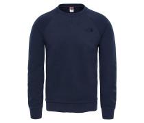 Raglan Crew - Sweatshirt - Blau