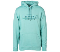 Undertow Pop Fleece - Kapuzenpullover - Blau