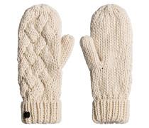 Love Snow Mitten - Handschuhe - Beige